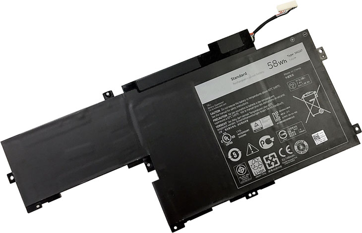 Battery for Dell Inspiron 14HD-2508 laptop