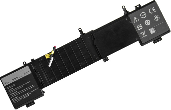 Battery for Dell P43F001 laptop