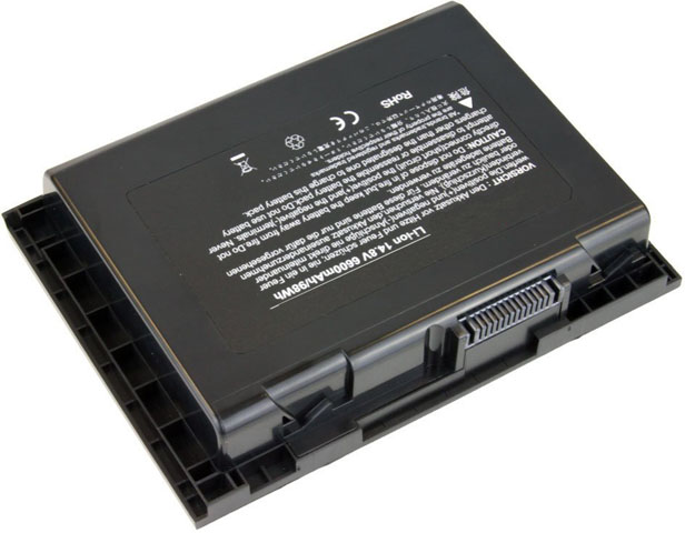 Battery for Dell Alienware M18X laptop