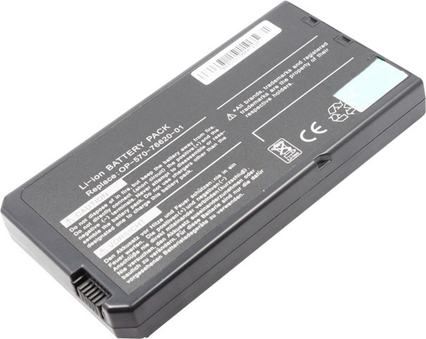 Battery for Dell EUP-K2-B-40 laptop