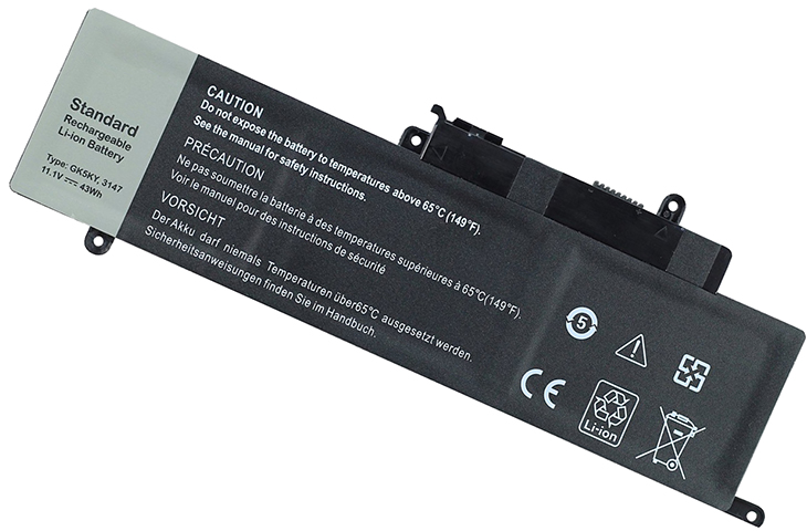 Battery for Dell Inspiron 7353 laptop