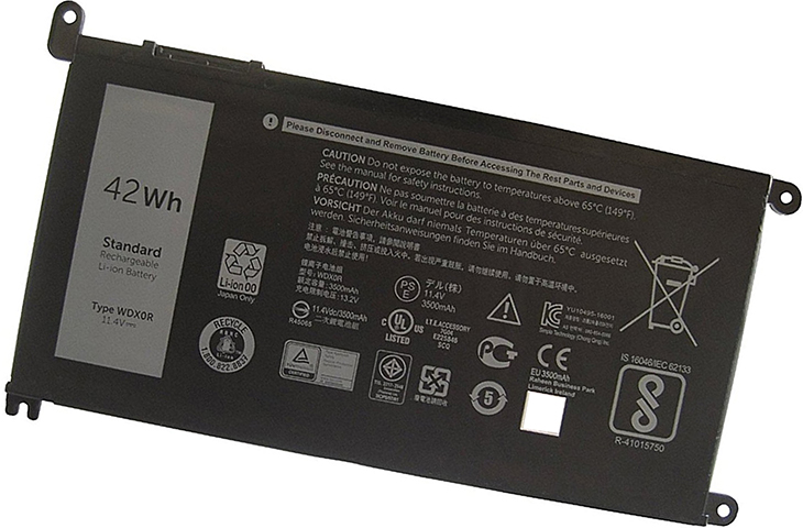 Battery for Dell Inspiron 5578 laptop