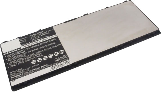 Battery for Dell 312-1412 laptop