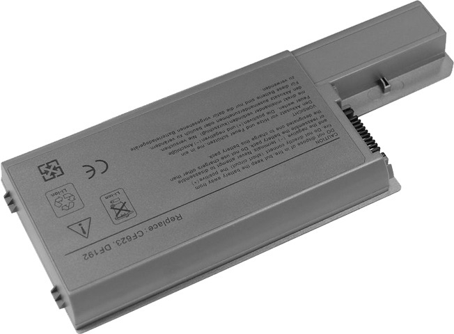 Battery for Dell Latitude D531 laptop