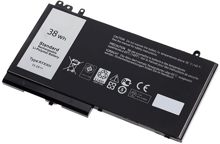 Battery for Dell Latitude 12 (E5250) laptop