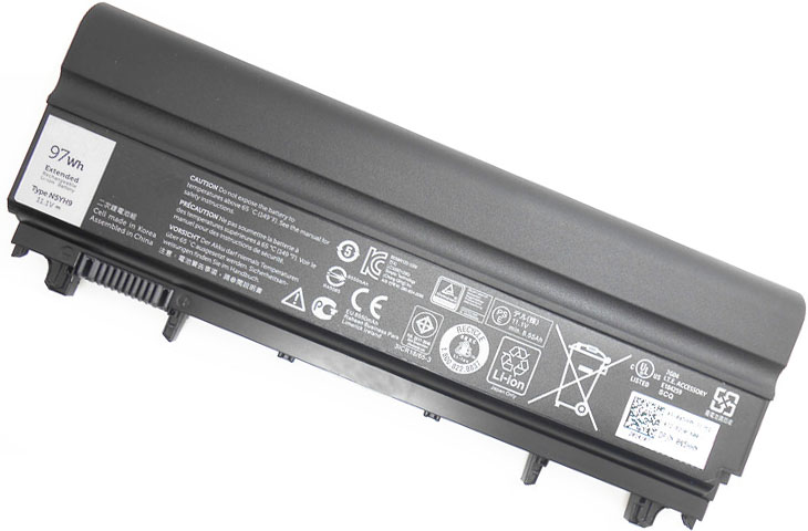 Battery for Dell 451-BBIF laptop