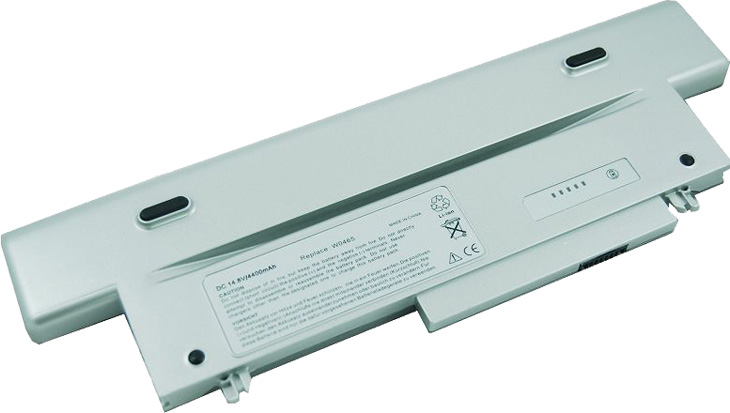 Battery for Dell W0391 laptop