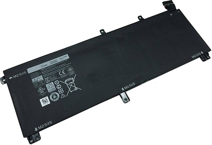 Battery for Dell T0TRM laptop