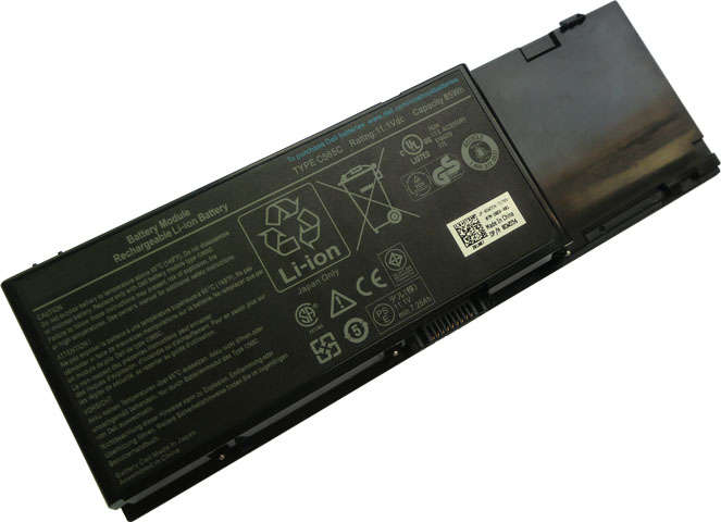Battery for Dell 8M039 laptop