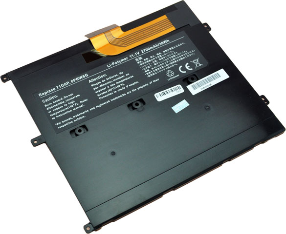 Battery for Dell 0449TX laptop