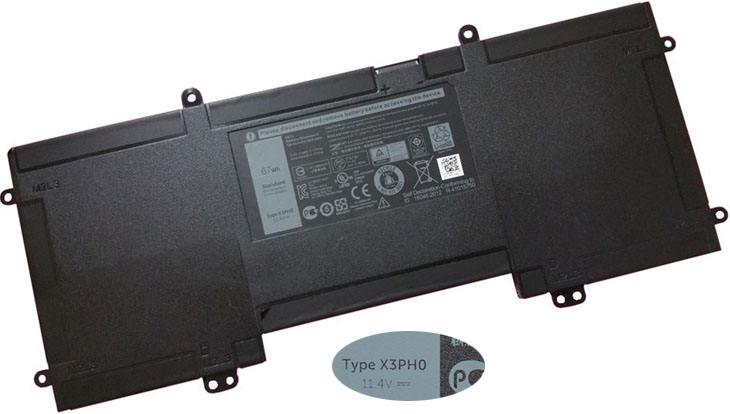 Battery for Dell 092YR1 laptop