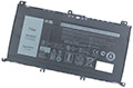 Battery for Dell Inspiron 5577