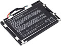 Battery for Dell Alienware P06T002