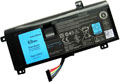 Battery for Dell ALW14D-5528